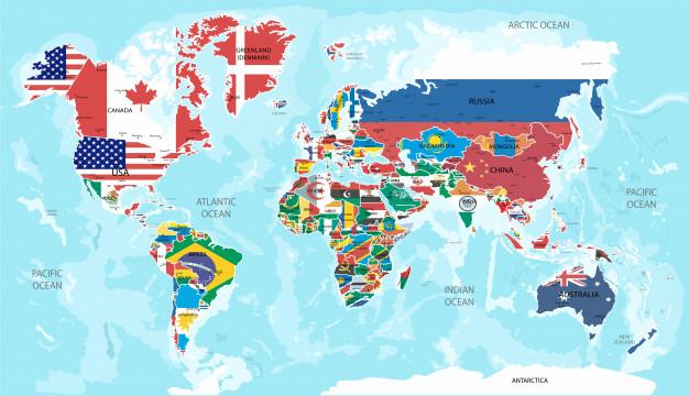 Kahoot: İngilizce Ülkeler (Countries) Alıştırmaları