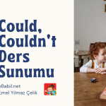 Ders Sunumu: Could / Couldn't