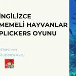 Kelime Oyunu (Plickers): Memeli Hayvanlar (Mammals)