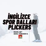 Kelime Oyunu (Plickers): İngilizce Spor Dalları (Sports)