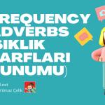 İngilizce Sıklık Zarfları Konu Anlatım Sunumu (Frequency Of Adverbs)