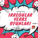 İngilizce Düzensiz Fiil Kelimeleri Oyunu (Irregular Verbs)