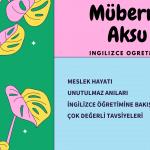 eBabil Yazarlarıyla Röportaj Serisi 4. Bölüm: MÜBERRA AKSU