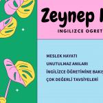 eBabil Yazarlarıyla Röportaj Serisi 3. Bölüm: ZEYNEP KALE
