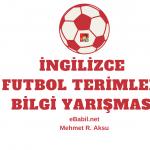Futbolla İlgili İngilizce Terimler Kahoot Oyunu