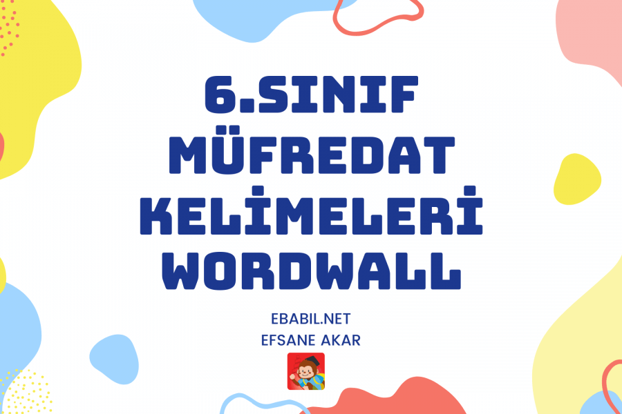 6. Sınıf İngilizce Müfredat Kelimeleri Oyunu (6-1 Life)
