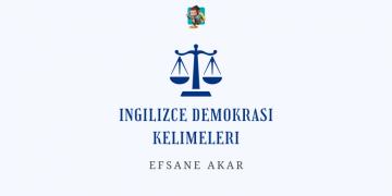 ingilizce demokrasi ifadeleri (democracy ünitesi)